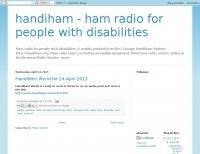 Handiham Blog