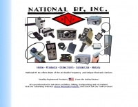 National RF, Inc.