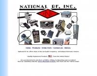 National RF, Inc.