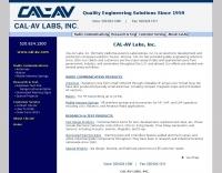 CAL-AV Labs, Inc.