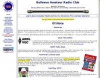 Bellevue Amateur Radio Club