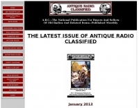 DXZone Antique Radio Classified