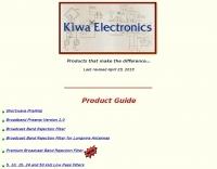 DXZone Kiwa Electronics