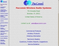 PacComm Packet Radio Systems