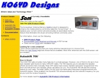 DXZone The KO6YD Screwdriver Antenna Memory
