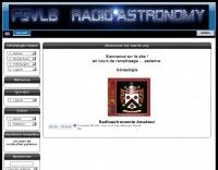 DXZone F5VLB amateur radio astronomy station