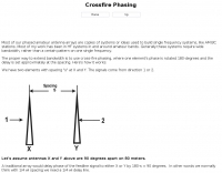 Crossfire Phasing