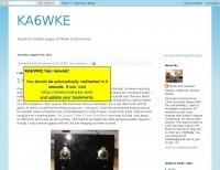 DXZone KA6WKE Mobile installation blog