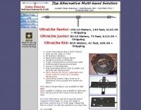 Cobra UltraLite Antennas