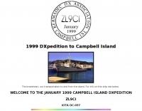 Campbell Island 1999