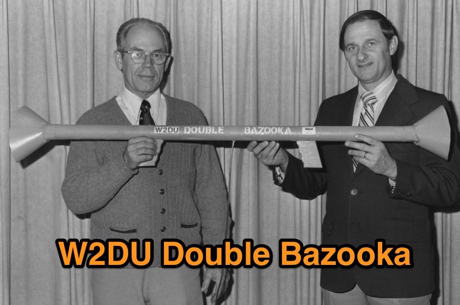 The Broadband Double-Bazooka
