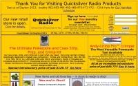 DXZone Quicksilver Radio Products