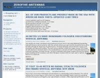 ZeroFive Antennas