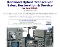 K4EAA  Kenwood Restoration
