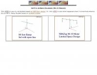 80-10 Meters Doublets antennas