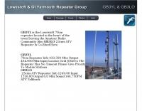 DXZone GB3LO Lowestoft amateur radio repeaters