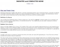 DXZone Noise Sources