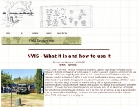 NVIS - What it is and how to use it