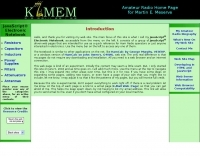 JavaScript Electronic Notebook, K7MEM