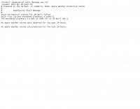DXZone Geophysical Alert Message wwv.txt