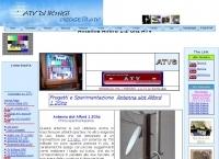 Alford 1.2 Ghz ATV  Antenna