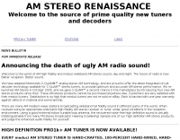 AM Stereo