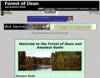 G0SDD Forest of Dean and Amateur Radio