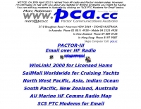 Pactor Communications Australia