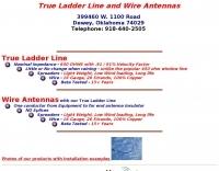 W7FG Ladder Line