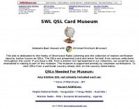 SWL QSL Card Museum