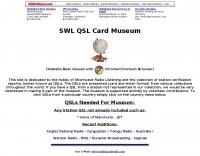 DXZone SWL QSL Card Museum
