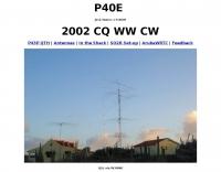 DXZone P40E CQ WW CW