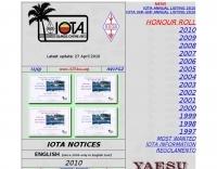 DXZone 425 DXN IOTA