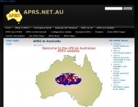 DXZone APRS in Australia