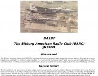 DXZone DA1BT Bitburg American Radio Club (BARC)