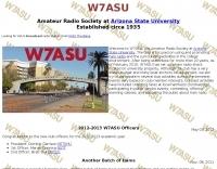 W7ASU ARS at ASU