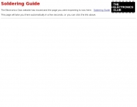 Soldering guide