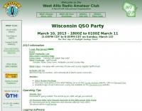 DXZone Wisconsin QSO Party
