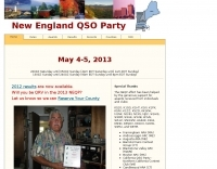 New England QSO Party
