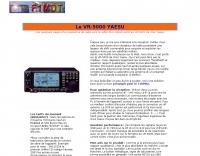 Yaesu VR-5000 control software