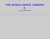 DXZone The World above 1000Mhz