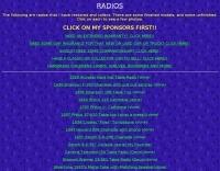 DXZone Dave's Radio Page