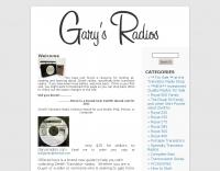 DXZone Gary's Radios