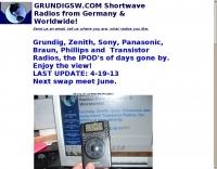 DXZone Grundigsw.com