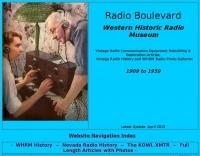 Western Historic Radio Museum