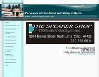 The Speaker Shop Antique Speaker Repair