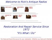 DXZone Rick's Antique Radios