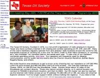 The Texas DX Society