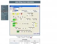Mini Ring Core Calculator