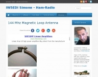 DXZone 144 Mhz Magnetic Loop